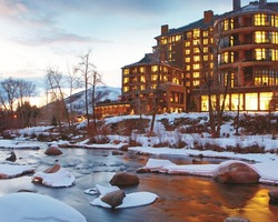 Beaver Creek-Lodging travel-The Westin Riverfront On Site Gondola Pet Friendly UP to 15 off Plus Spa gift Certificate