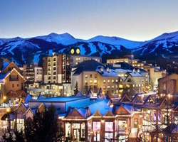Breckenridge-Lodging trek-3-Night Stay Village at Breckenridge Ski in Ski out DLX condo for 6 price per person per stay